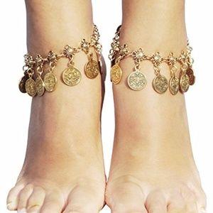 Jewelry - Gypsy Ankle Bracelet Boho Style